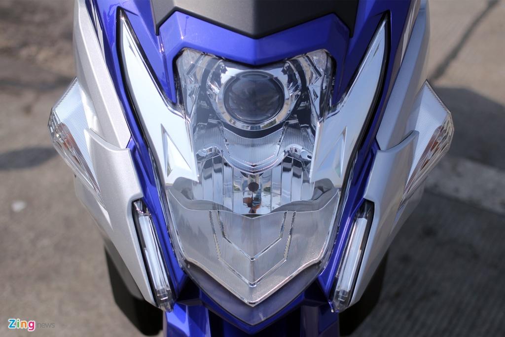 Honda Air Blade va Nouvo 2016 – doi thu xe tay ga cho nam hinh anh 3