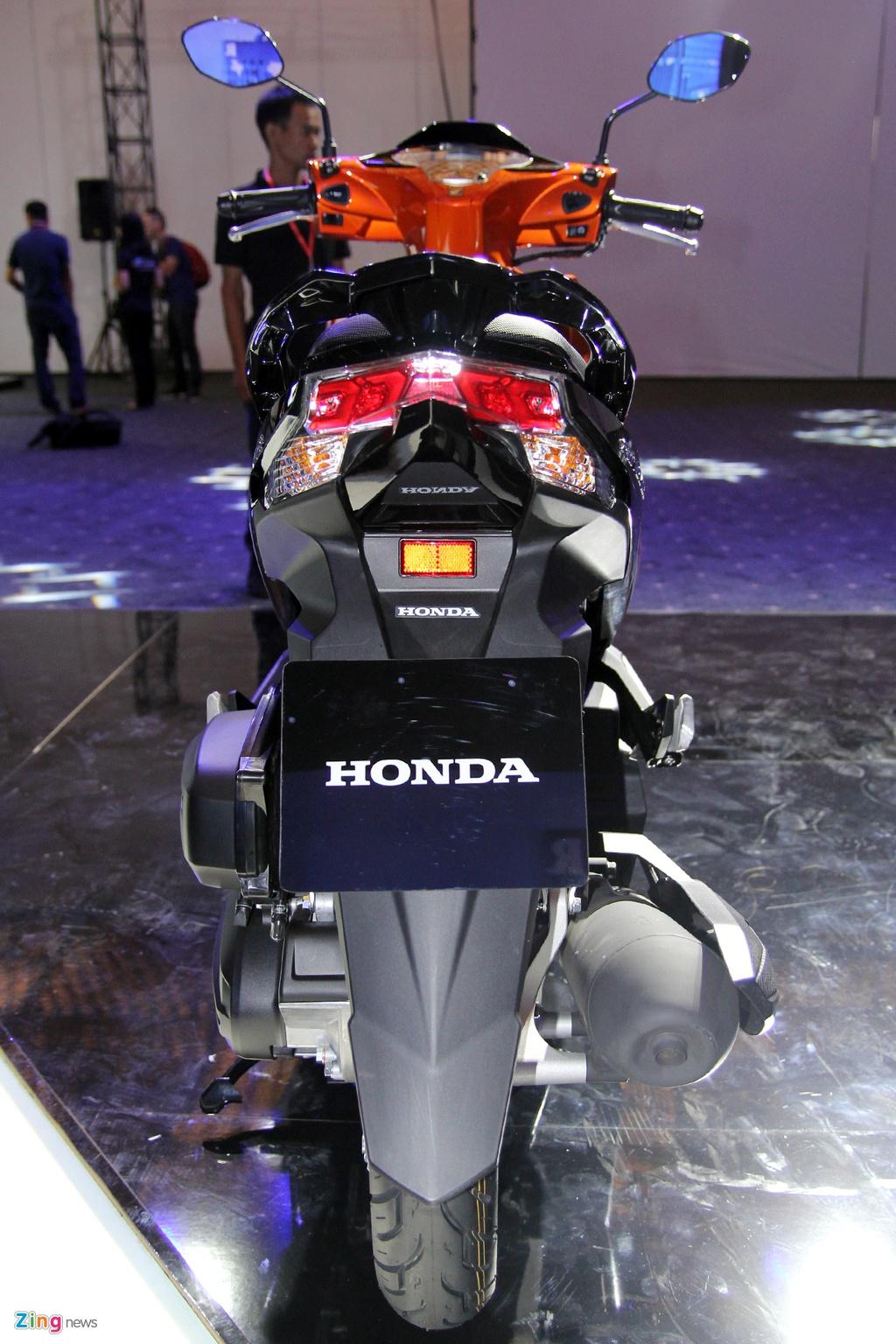 Honda Air Blade va Nouvo 2016 – doi thu xe tay ga cho nam hinh anh 18