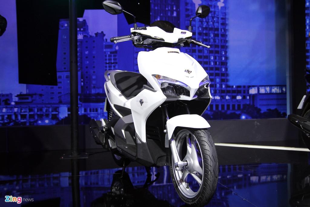 Honda Air Blade va Nouvo 2016 – doi thu xe tay ga cho nam hinh anh 2