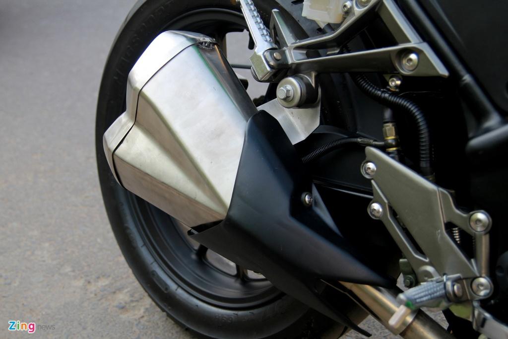 Naked bike 320 phan khoi, gia 98 trieu moi ve Viet Nam hinh anh 12