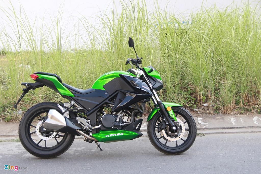 Naked bike 320 phan khoi, gia 98 trieu moi ve Viet Nam hinh anh 3