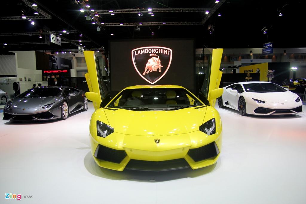 Sieu xe cua James Bond xuat hien tai Bangkok Motor Show hinh anh 11