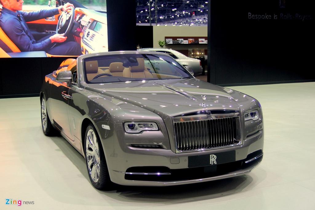 Sieu xe cua James Bond xuat hien tai Bangkok Motor Show hinh anh 5