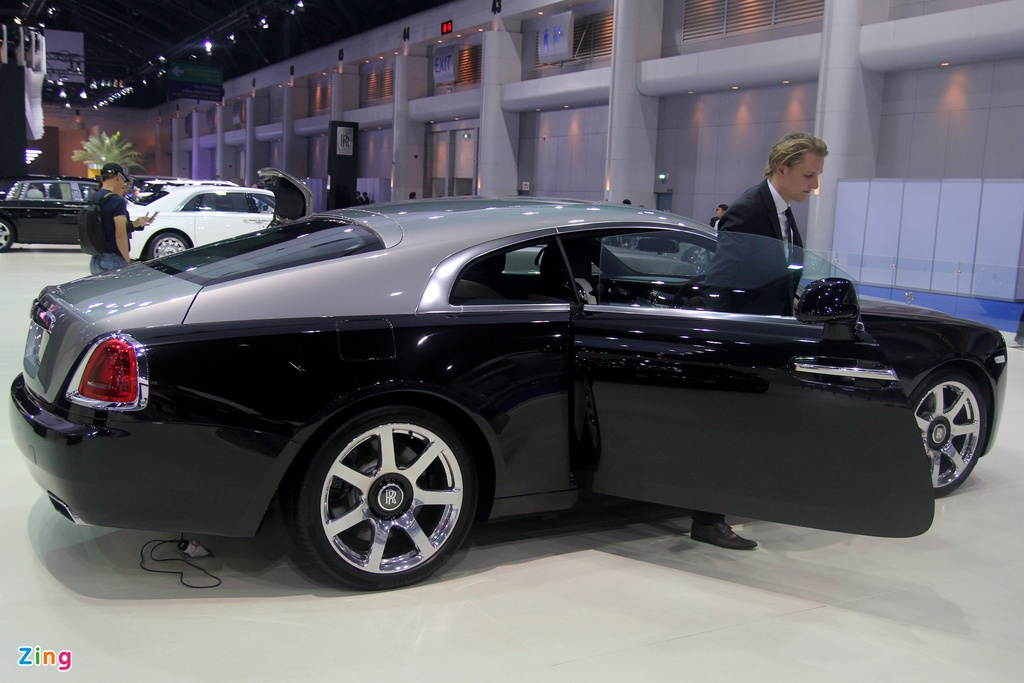 Sieu xe cua James Bond xuat hien tai Bangkok Motor Show hinh anh 6