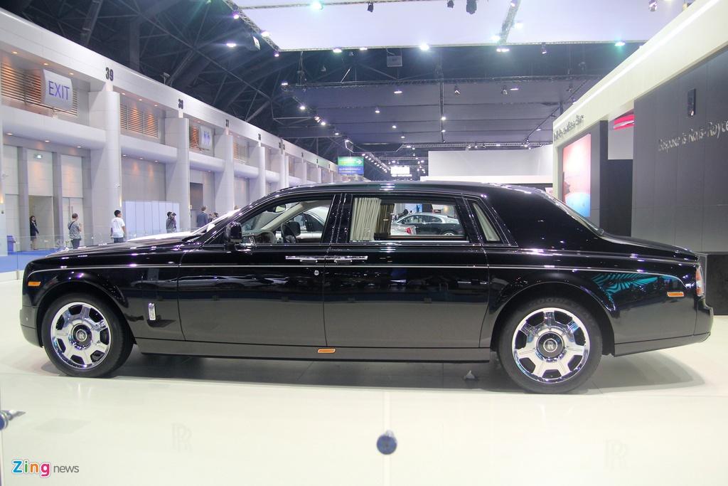 Sieu xe cua James Bond xuat hien tai Bangkok Motor Show hinh anh 7