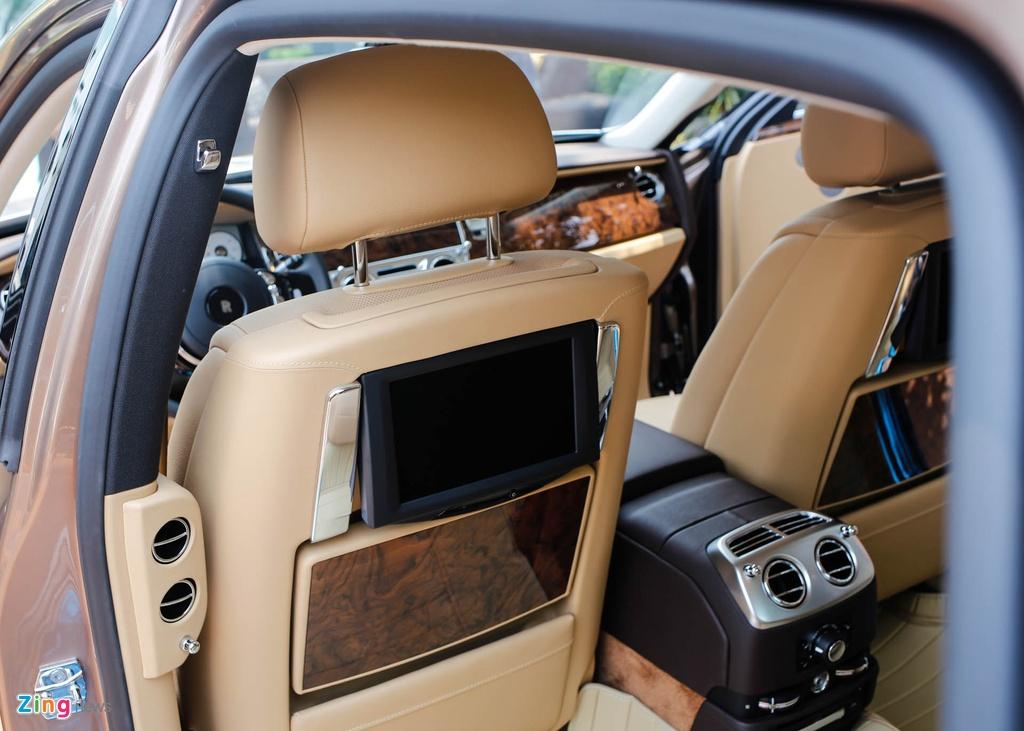 Rolls-Royce Ghost ban bespoke tren 24 ty ra mat tai Viet Nam hinh anh 11