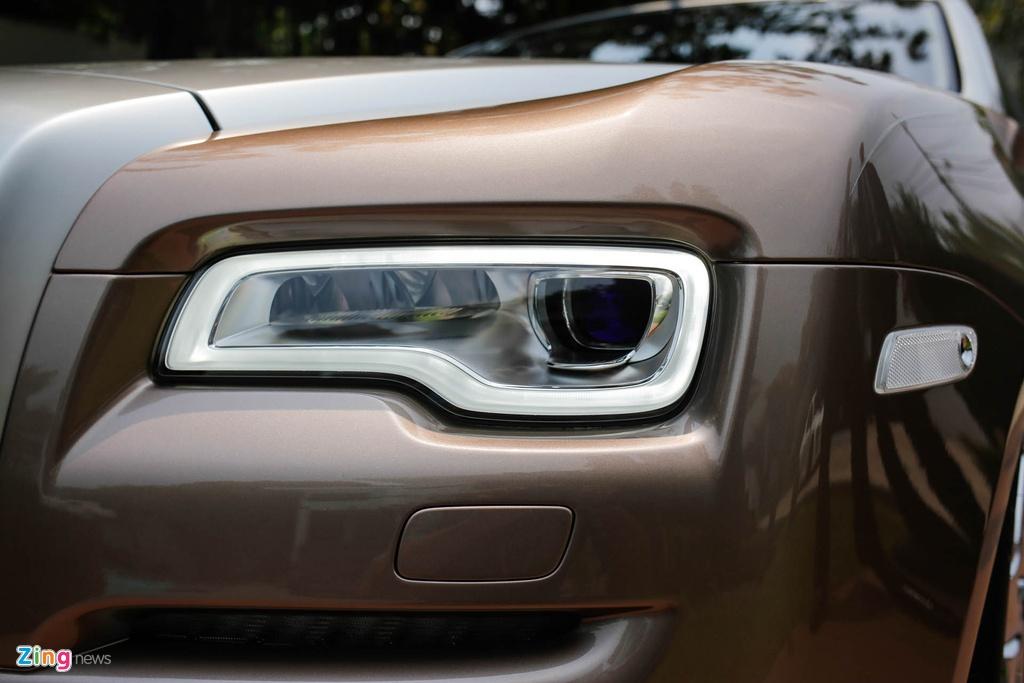Rolls-Royce Ghost ban bespoke tren 24 ty ra mat tai Viet Nam hinh anh 16