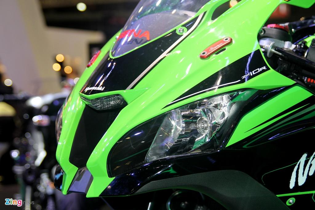 Sieu moto Kawasaki ZX-10R 2016 gia 549 trieu tai Viet Nam hinh anh 4