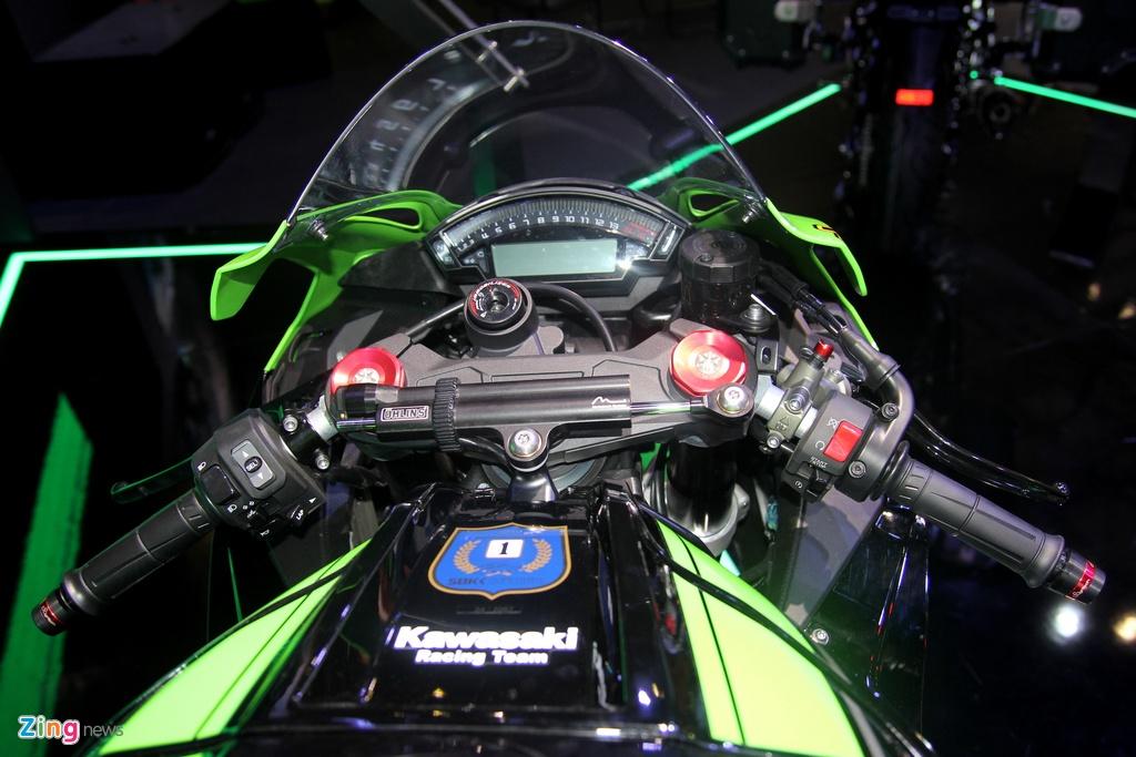 Sieu moto Kawasaki ZX-10R 2016 gia 549 trieu tai Viet Nam hinh anh 7