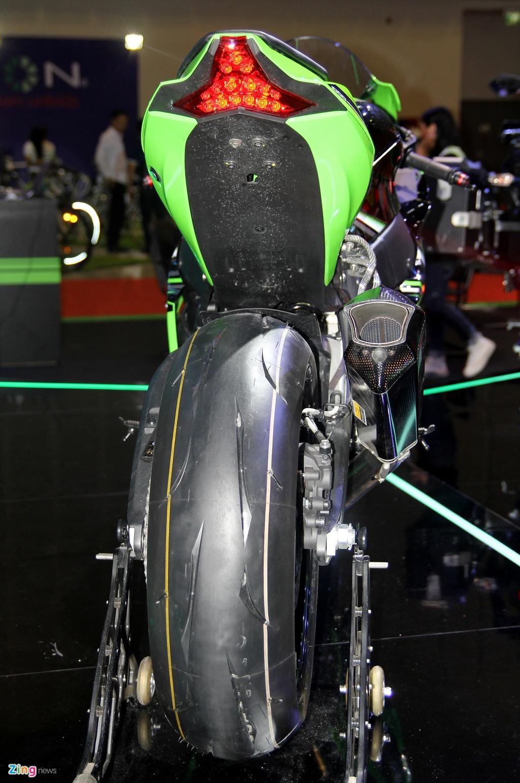 Sieu moto Kawasaki ZX-10R 2016 gia 549 trieu tai Viet Nam hinh anh 8