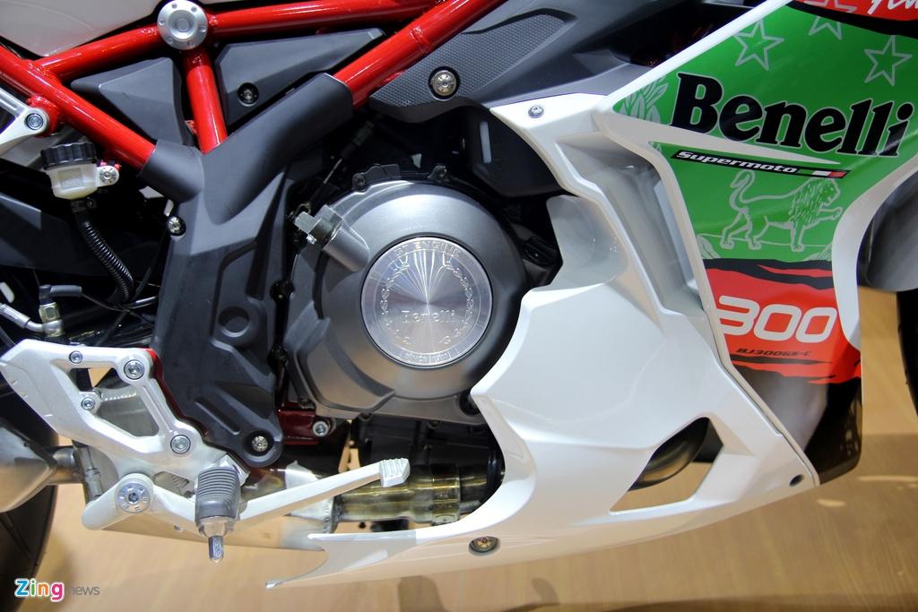 Benelli ra mat sportbike 300 phan khoi canh tranh Yamaha R3 hinh anh 3