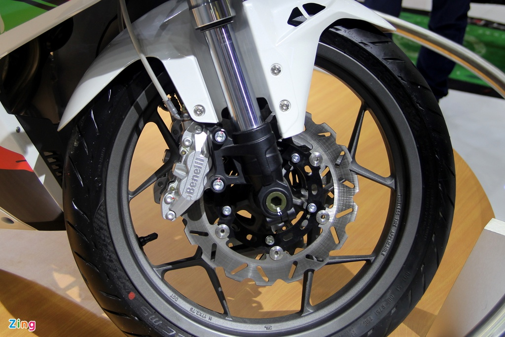 Benelli ra mat sportbike 300 phan khoi canh tranh Yamaha R3 hinh anh 6
