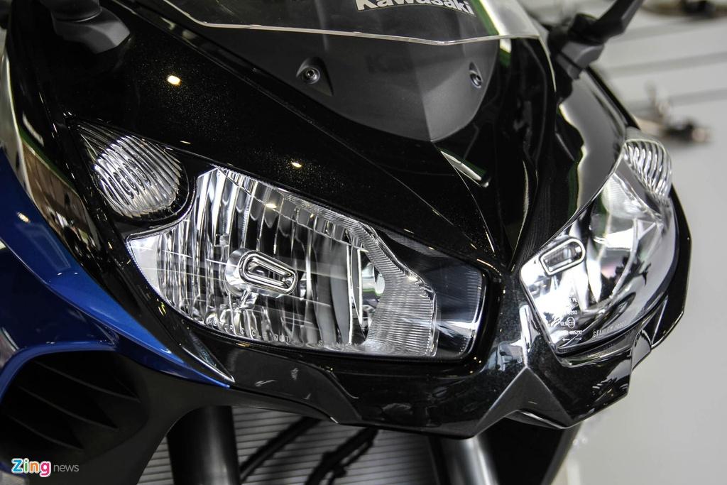 Kawasaki Z1000SX - phien ban duong truong cua Z1000 ve VN hinh anh 11