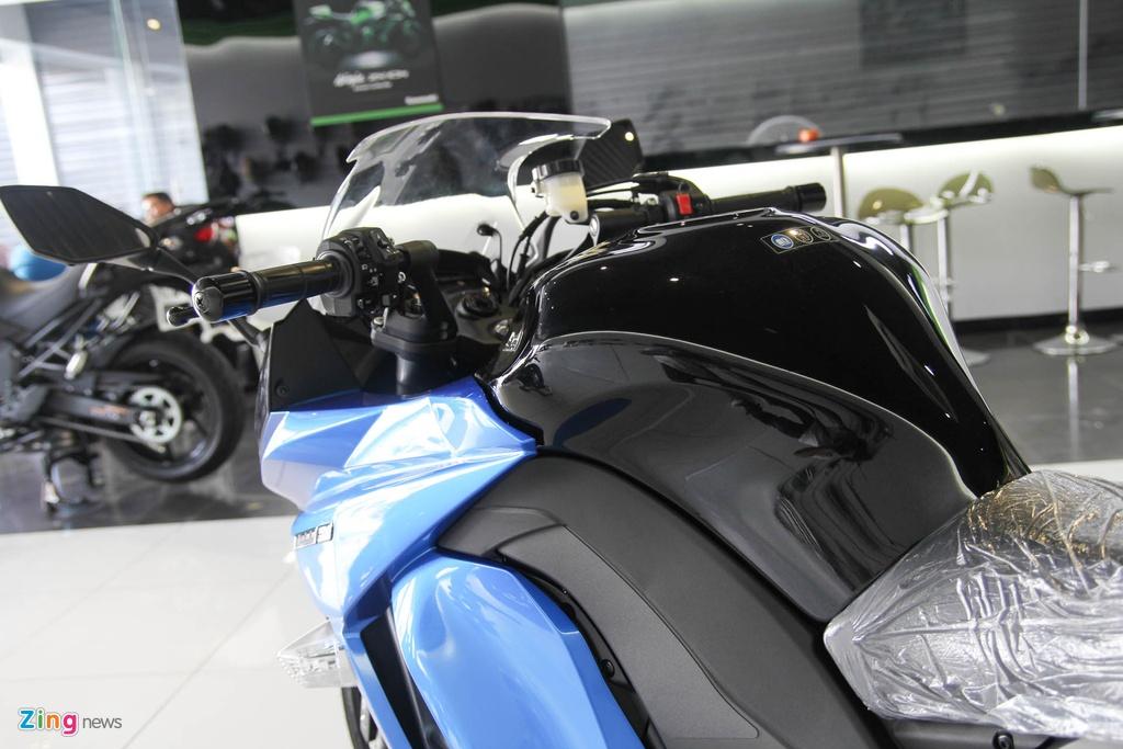 Kawasaki Z1000SX - phien ban duong truong cua Z1000 ve VN hinh anh 13