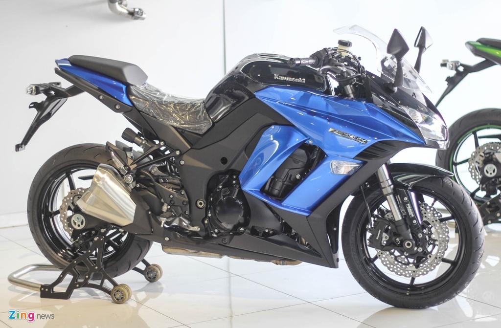 Kawasaki Z1000SX - phien ban duong truong cua Z1000 ve VN hinh anh 14