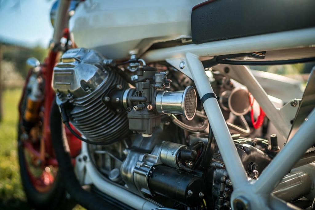 Do Moto Guzzi 40 nam tuoi thanh sidecar hinh anh 4