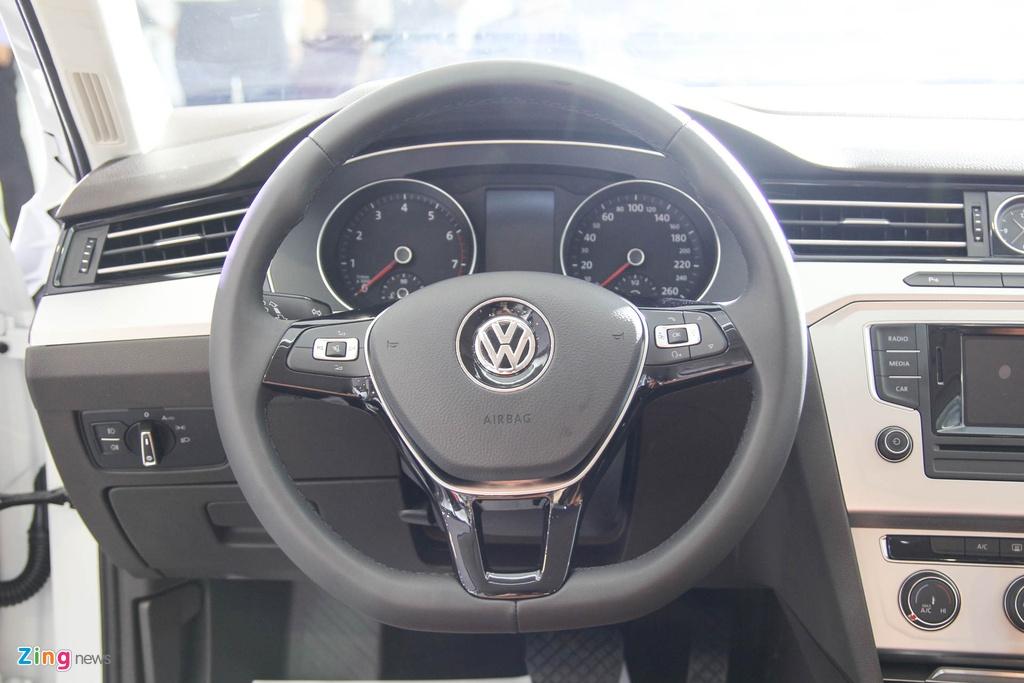 Chi tiet Volkswagen Passat 2016 gia tu 1,45 ty tai Viet Nam hinh anh 9