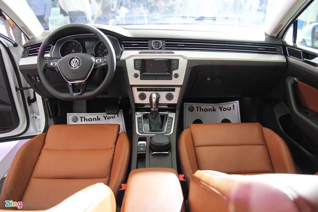 Chi tiet Volkswagen Passat 2016 gia tu 1,45 ty tai Viet Nam hinh anh 6