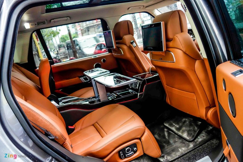 Chi tiet SUV dat nhat Viet Nam Range Rover SVAutobiography hinh anh 8