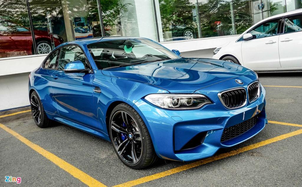 BMW M2 dau tien tai Viet Nam anh 3