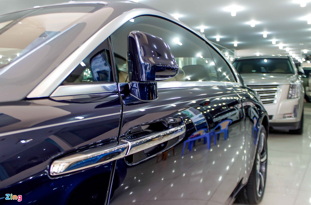 Thieu gia Phan Thanh mua Rolls-Royce Wraith anh 13