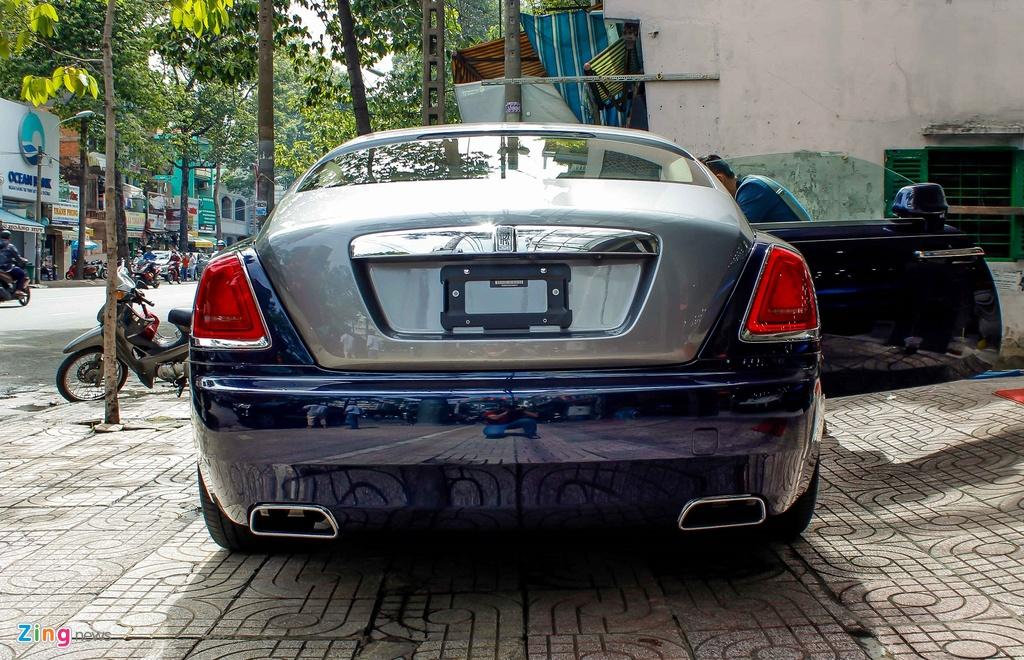 Thieu gia Phan Thanh mua Rolls-Royce Wraith anh 3
