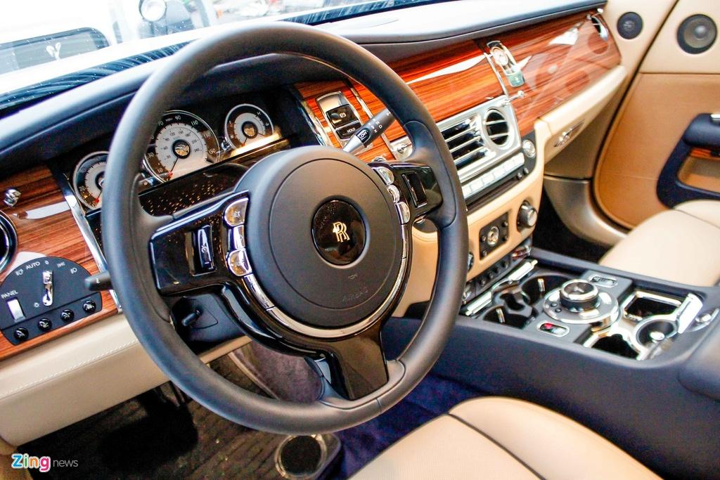 Thieu gia Phan Thanh mua Rolls-Royce Wraith anh 7