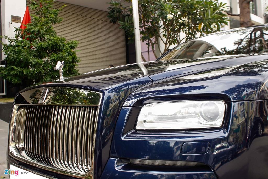 Rolls-Royce Wraith cua Cuong Do La anh 5
