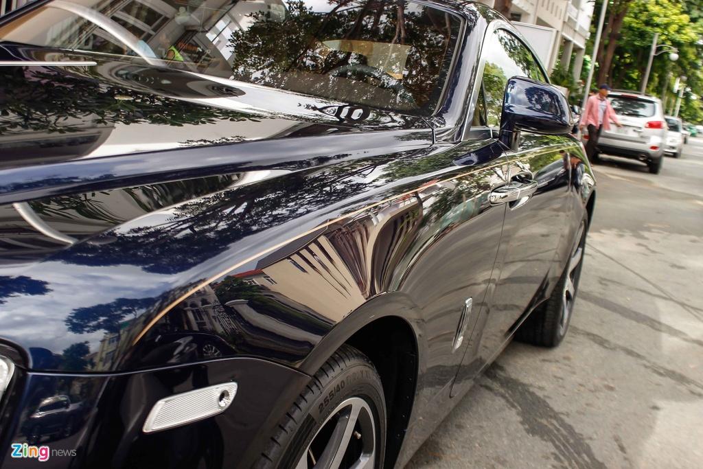 Rolls-Royce Wraith cua Cuong Do La anh 6