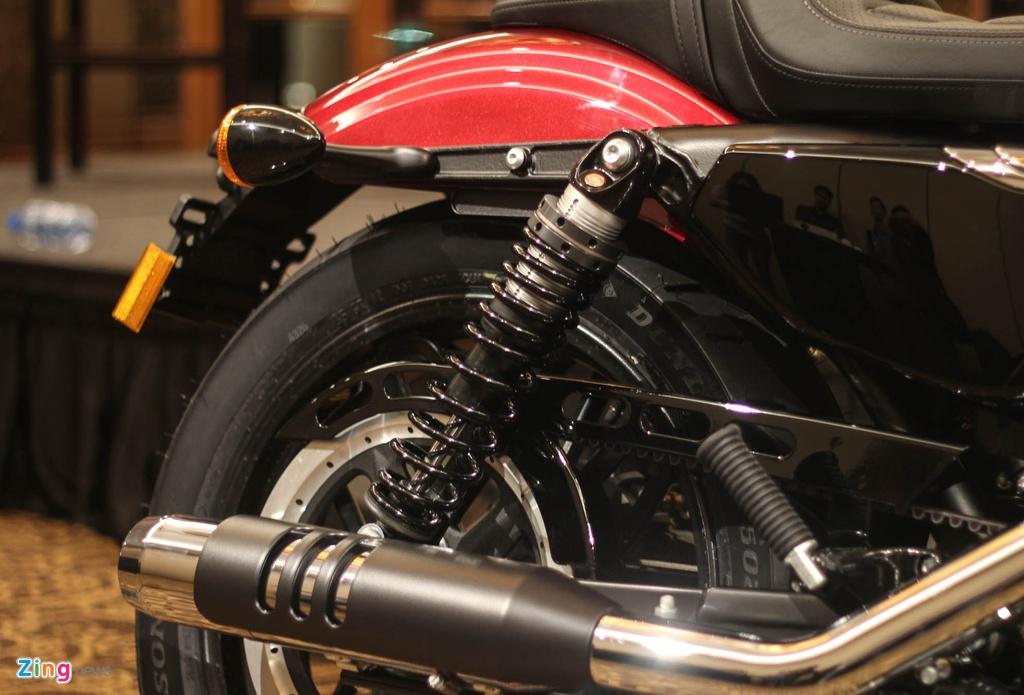 Harley Davidson Roadster 1.200 phan khoi ra mat tai Viet Nam hinh anh 11