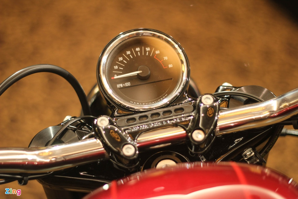 Harley Davidson Roadster 1.200 phan khoi ra mat tai Viet Nam hinh anh 12
