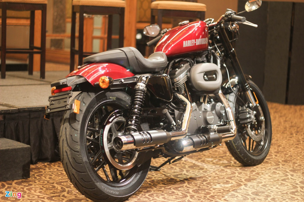 Harley Davidson Roadster 1.200 phan khoi ra mat tai Viet Nam hinh anh 13