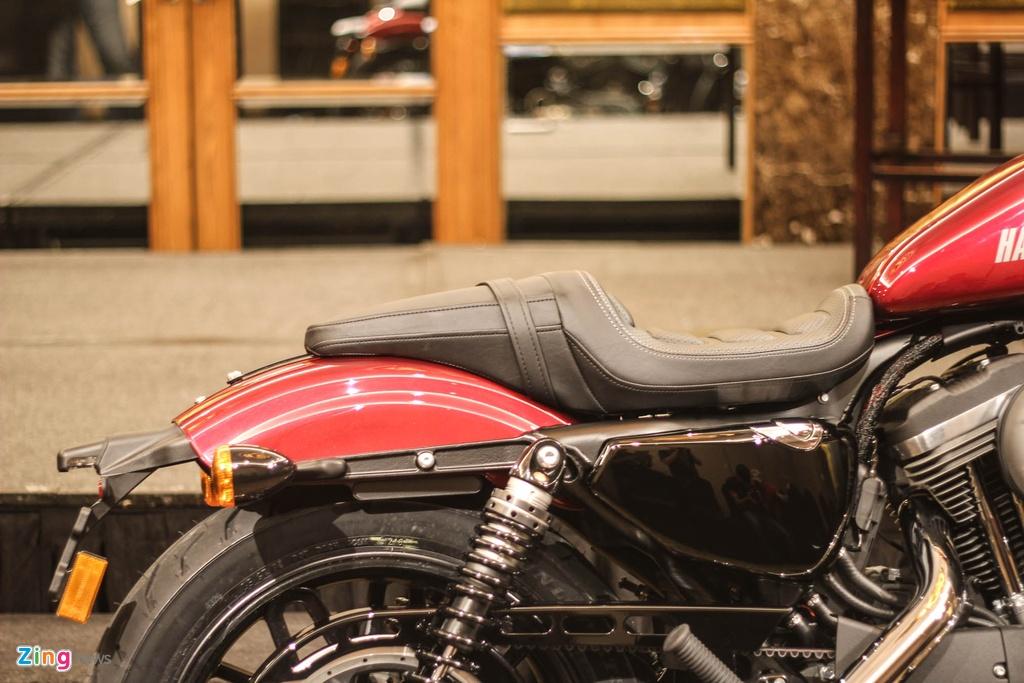 Harley Davidson Roadster 1.200 phan khoi ra mat tai Viet Nam hinh anh 5