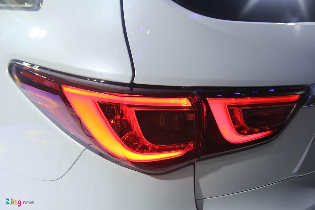 Chi tiet Infiniti QX60 - doi thu Audi Q7 tai Viet Nam hinh anh 15