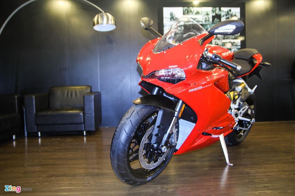Ducati 959 Panigale phien ban Thai anh 1