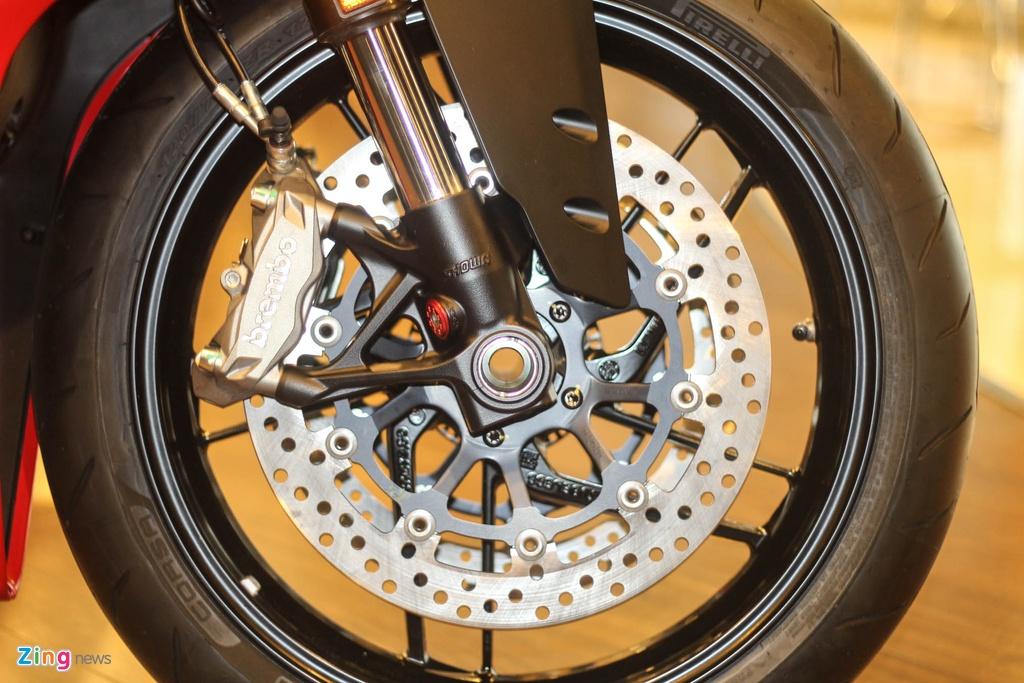 Ducati 959 Panigale phien ban Thai anh 11