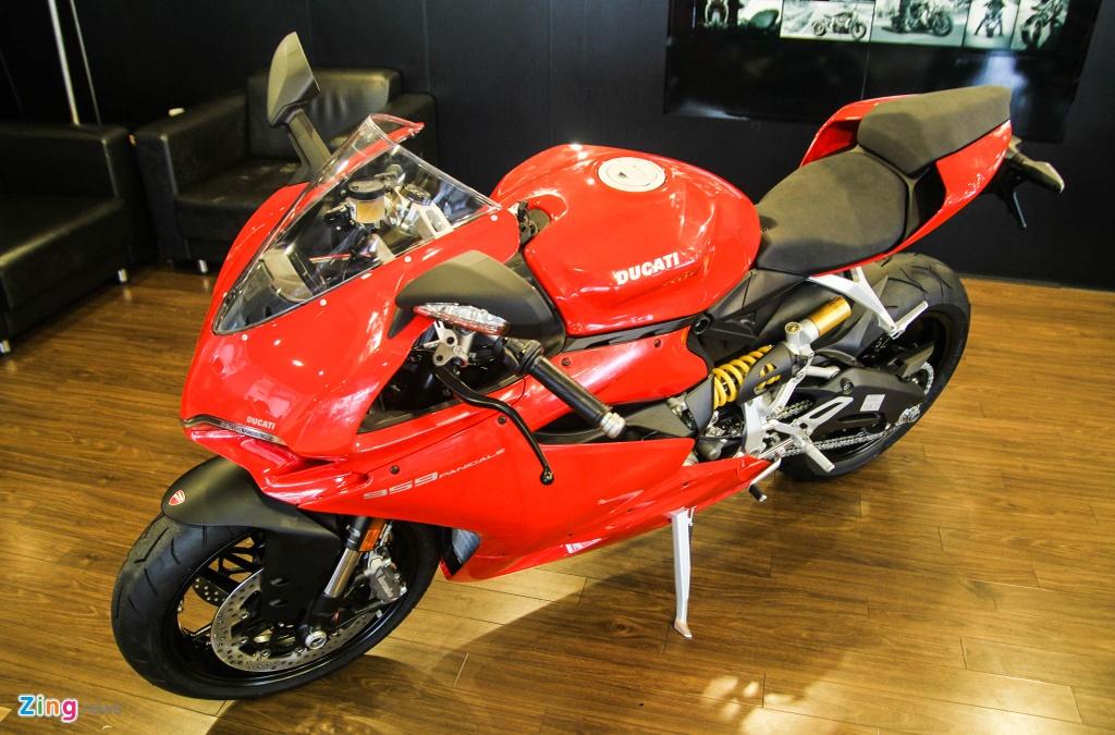 Ducati 959 Panigale phien ban Thai anh 15