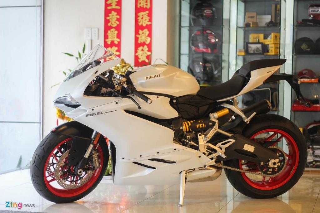 Ducati 959 Panigale phien ban Thai anh 16