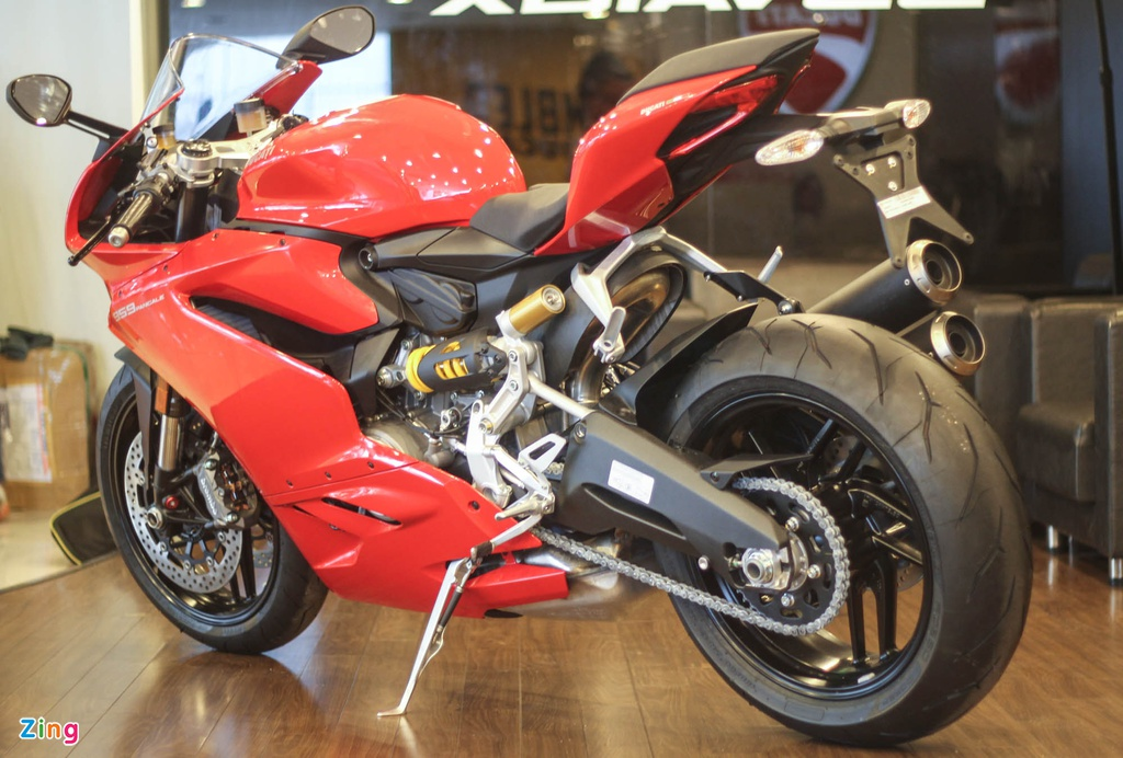 Ducati 959 Panigale phien ban Thai anh 4