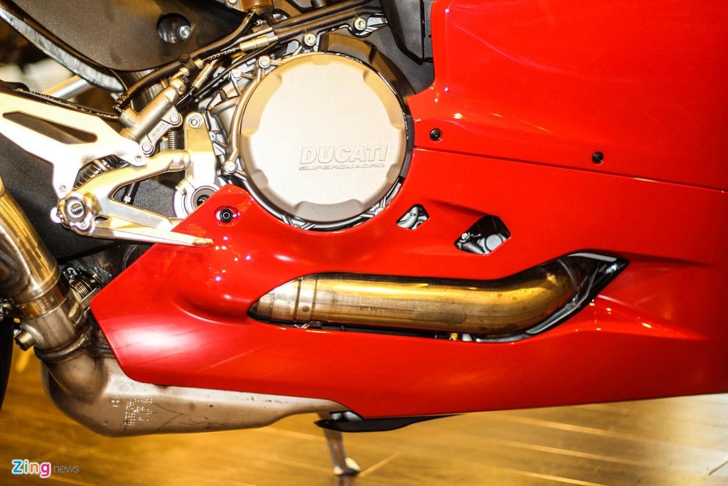 Ducati 959 Panigale phien ban Thai anh 5
