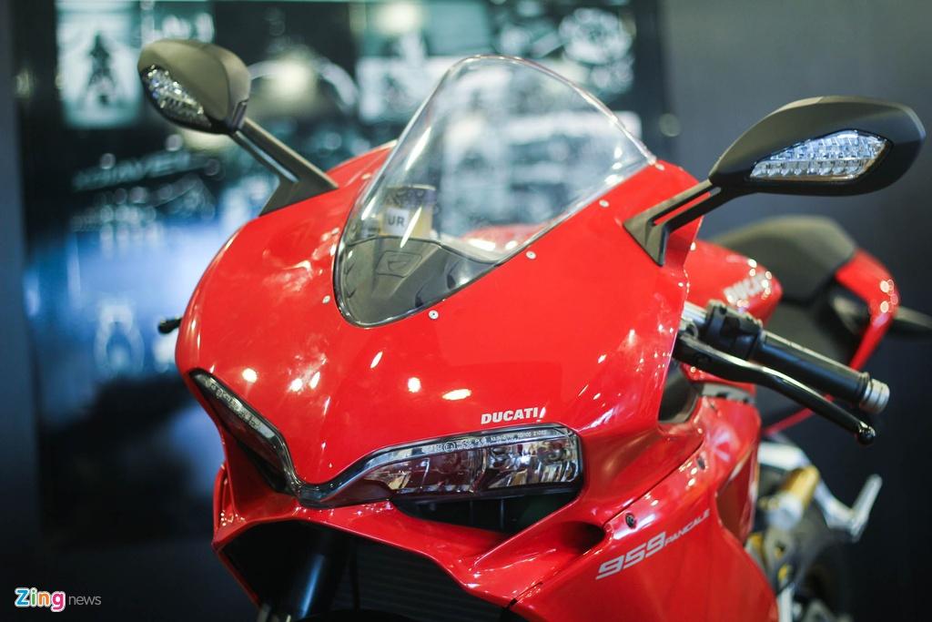 Ducati 959 Panigale ban Thai Lan gia 592 trieu dong tai VN hinh anh 7
