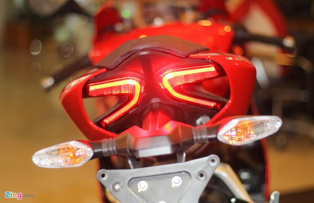 Ducati 959 Panigale phien ban Thai anh 8