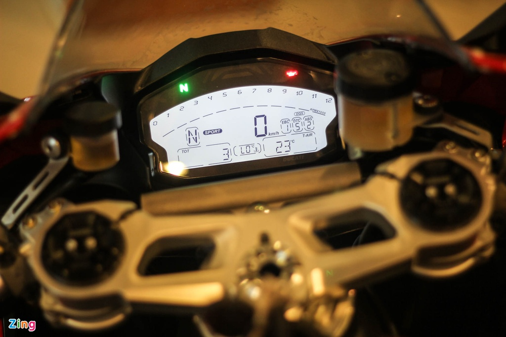Ducati 959 Panigale phien ban Thai anh 9