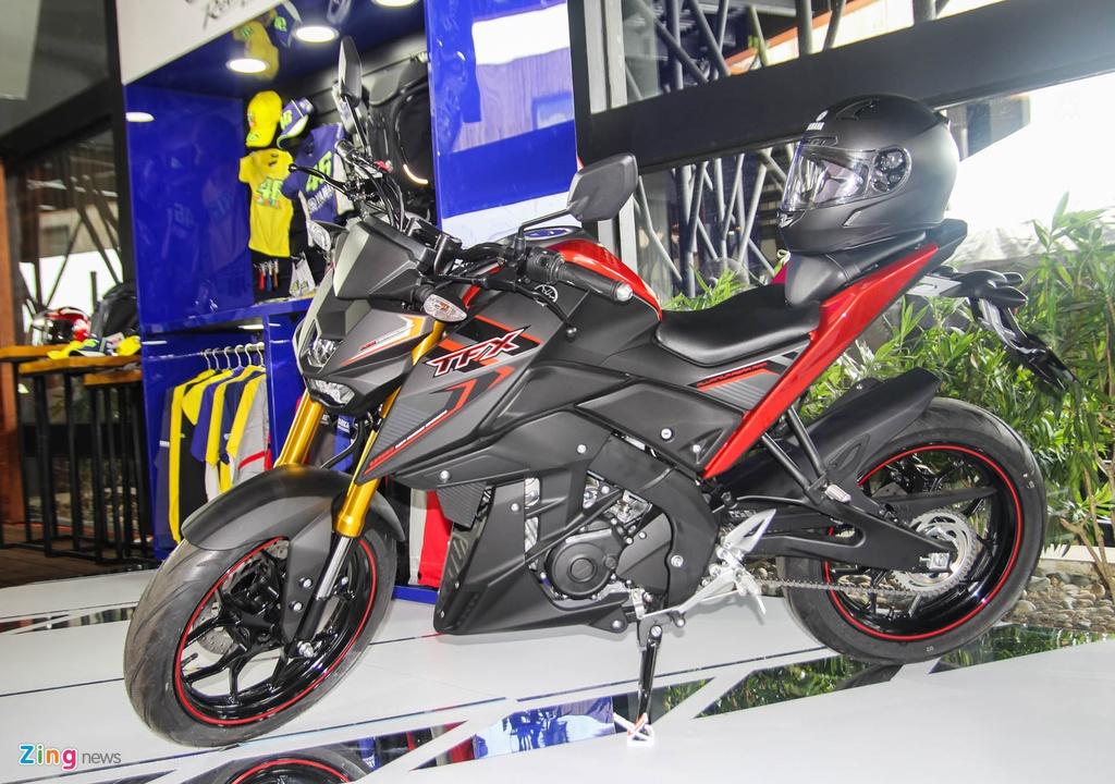 Yamaha TFX150 ra mat tai Viet Nam anh 1