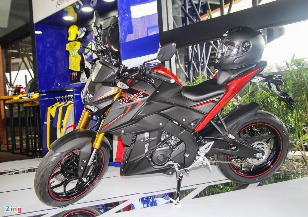 Chi tiet Yamaha TFX150 - xe con tay 150 cc vua ra mat tai VN hinh anh 1