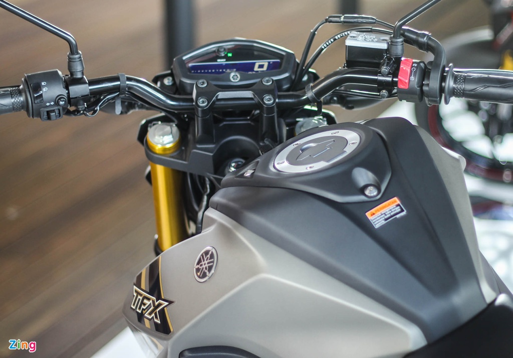 Yamaha TFX150 ra mat tai Viet Nam anh 11