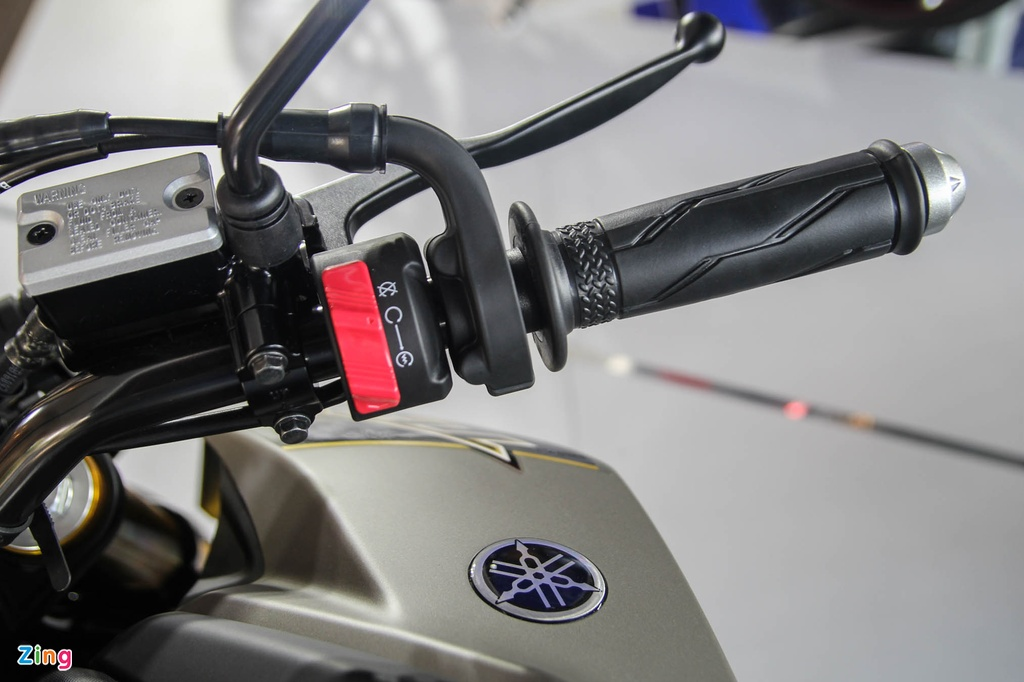 Chi tiet Yamaha TFX150 - xe con tay 150 cc vua ra mat tai VN hinh anh 12