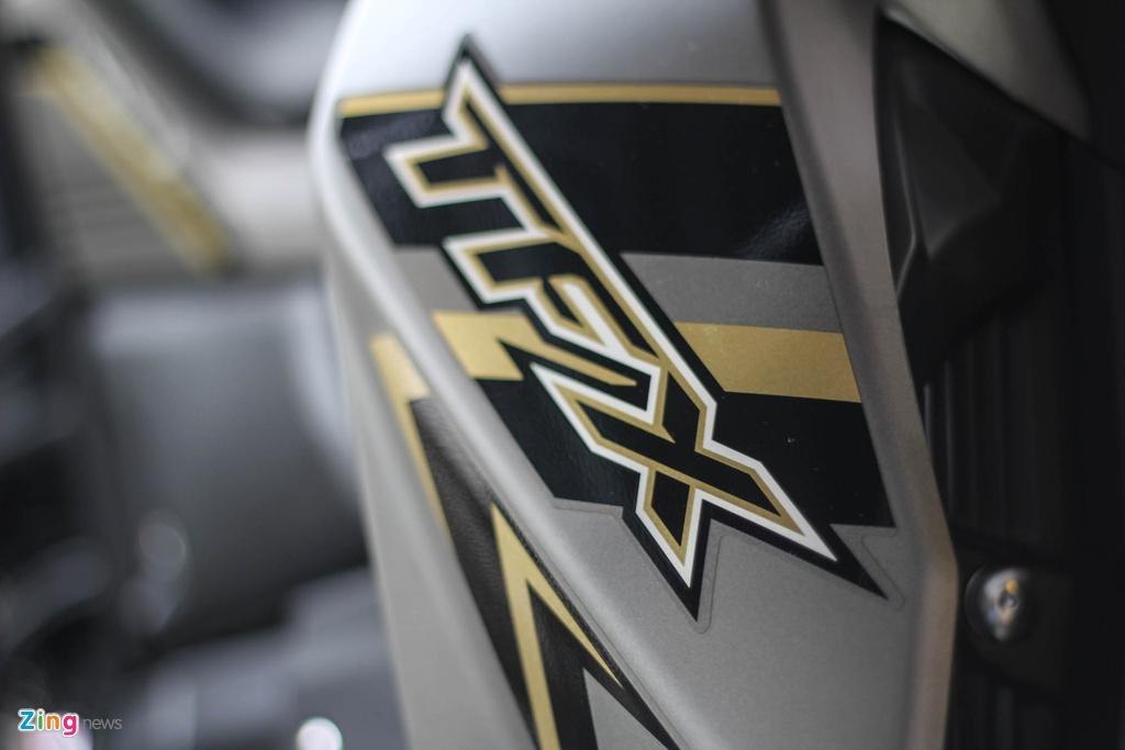 Chi tiet Yamaha TFX150 - xe con tay 150 cc vua ra mat tai VN hinh anh 15
