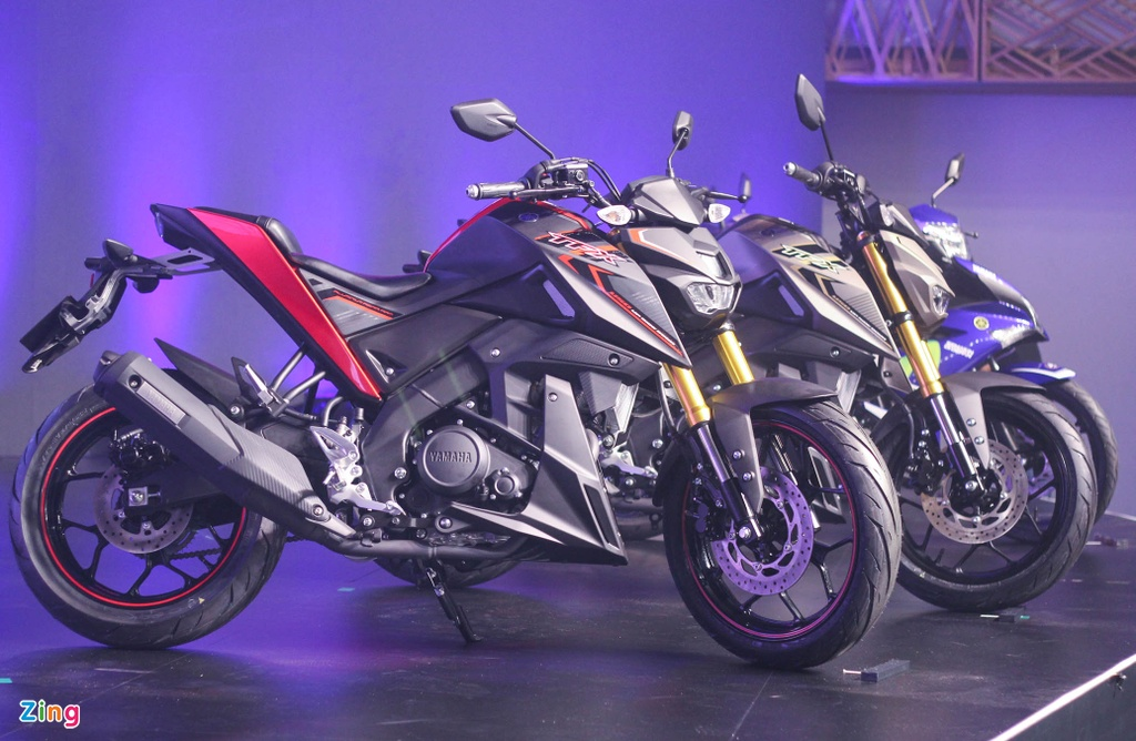Chi tiet Yamaha TFX150 - xe con tay 150 cc vua ra mat tai VN hinh anh 2