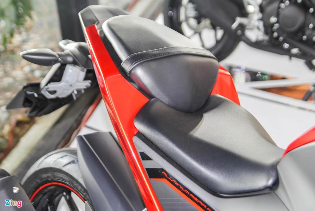 Chi tiet Yamaha TFX150 - xe con tay 150 cc vua ra mat tai VN hinh anh 8